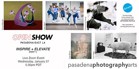 Open Show Pasadena/East LA #35 tickets