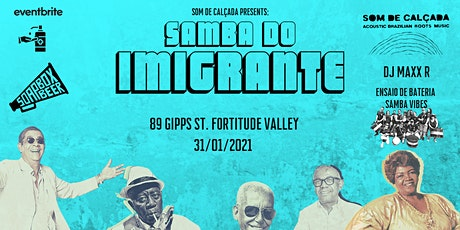 Samba do Imigrante 2021 - Brisbane, Australia tickets