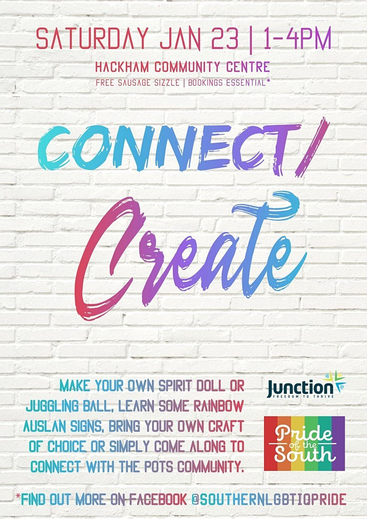 Connect/Create Day with Pride of the South image
