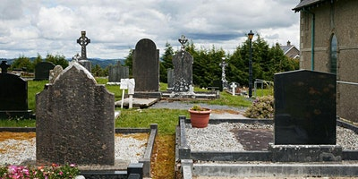 Holy Soil? A powerful natural Antibiotic from a Northern Irish Graveyard.