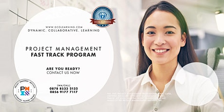 PROJECT MANAGEMENT FAST TRACK tickets