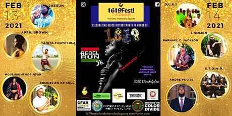 Celebrating Black History Month! The Second Annual 1619 Fest Orlando! tickets