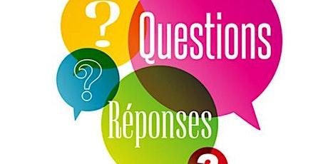 """Visio-conférence : """"Vos questions à propos du TDAH"""" billets"""