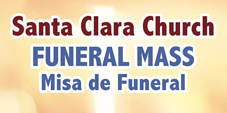 10:00am Funeral Mass: Carmen L. Serrano-Carr tickets