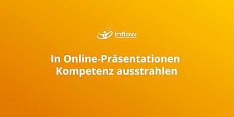 OA15: In Online-Präsentationen Kompetenz ausstrahlen Tickets