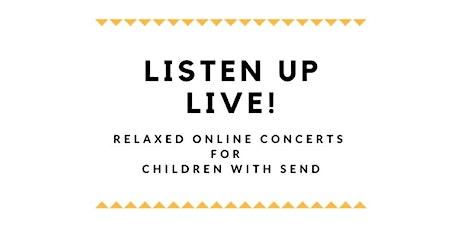 Listen Up Live! tickets