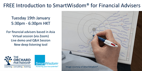 FREE Seminar for Financial Advisers: Introduction to SmartWisdom® tickets