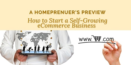 HomePreneurs Your Own Online Business FREE PREVIEW tickets