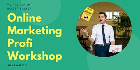 Online Marketing Profi Workshop Tickets