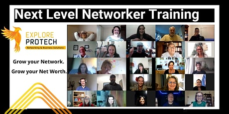 Next Level Networker Training every Wednesday at 18:00 (GMT+2) tickets