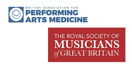 The RSM & BAPAM Present: Physical Health for String Players tickets