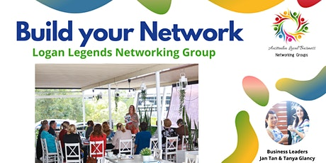 Logan Legends Networking Group - Build Your Network tickets