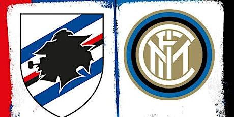 IT-LIVE@!.Sampdoria - Inter in. Dirett 06 Gennaio 2021 biglietti