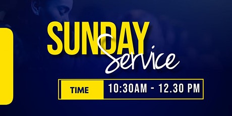 ONLINE Sunday Worship Service tickets