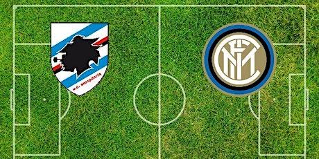 STREAMS@!.Sampdoria - Inter in. Dirett Live 06 Gennaio 2021 biglietti