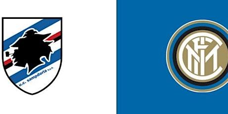 IT-STREAMS@!.Sampdoria - Inter in. Dirett Live 06 Gennaio 2021 biglietti