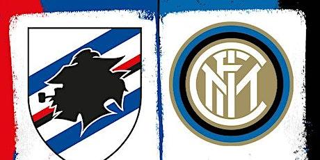 ONLINE@!.Sampdoria - Inter in. Dirett Live 06 Gennaio 2021 biglietti