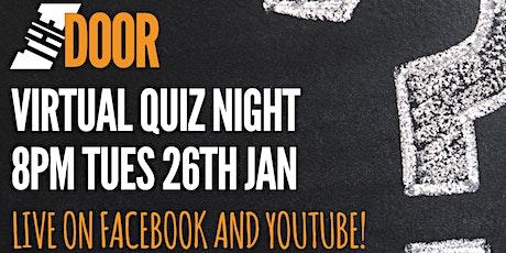The Door Charity Quiz Night tickets