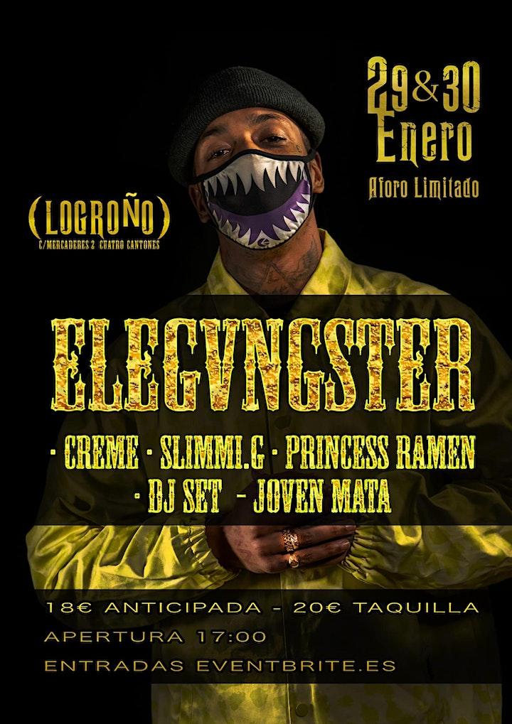 Imagen de Elegvngster live