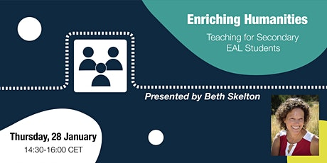 Enriching Humanities Instruction for Secondary EAL Students tickets