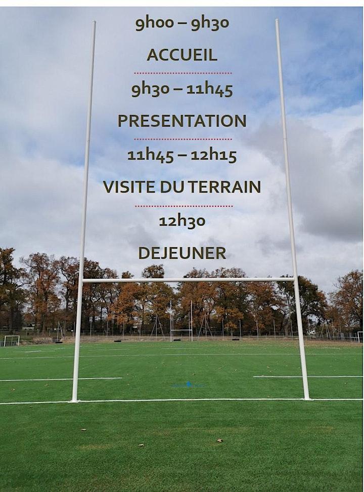 Image pour Journée Technique MERIGNAC - Terrain synthétique Rugby / Football