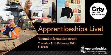 Apprenticeships Live! tickets