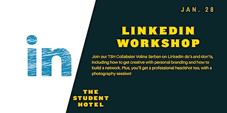 Linkedin Workshop  [TSH community ONLY] Tickets
