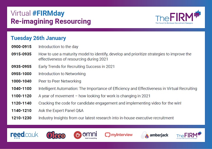 #FIRMday - Re-imagining Resourcing image