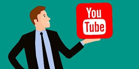 Statt nur Videos anzuschauen, profitieren Sie finanziell von Youtube! Tickets