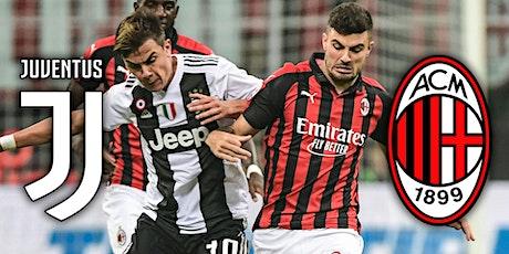 STREAMS@!.Juventus - Milan in. Dirett Live 06 Gennaio 2021 biglietti