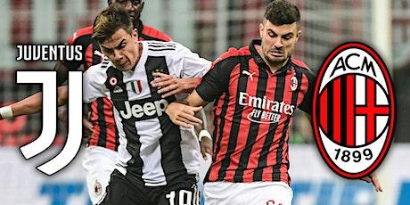 IT-STREAMS@!.Juventus - Milan in. Dirett Live 06 Gennaio 2021 biglietti