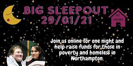 Hope Centre Virtual Big SleepOut 2021 tickets