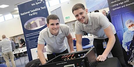 STFC RAL Virtual Apprenticeship Open Evening 2021 tickets