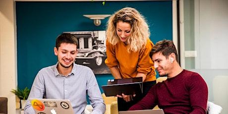 Notre formation Développeur Web et Mobile ! #Portes Ouvertes #Lyon tickets