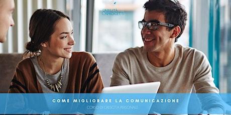 Comunicazione & Qualità di Vita biglietti