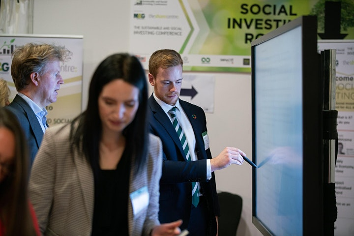 The Sustainable & Social Investing Conference 2021 image