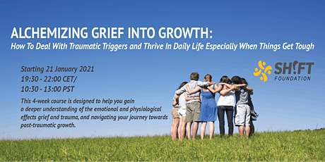 Alchemizing Grief Into Growth tickets