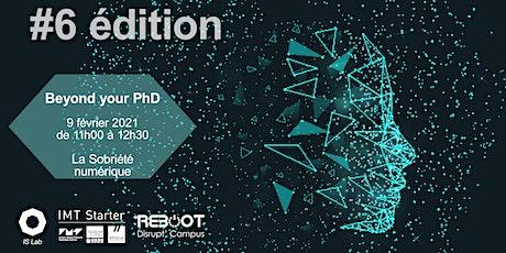 Beyond your PhD #6 :  La Sobriété Numérique billets