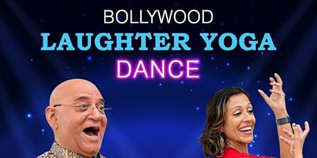 Sensational Sundays 7pm - Bollywood Laughter Yoga Dance -  Online 7 FEB tickets
