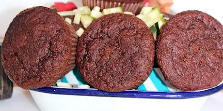 Kids En Cuisine - Beetroot sweet potatoes muffins (vegan/gluten-free) tickets