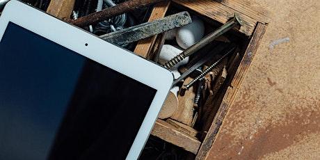"""WebSession: """"Tools & Tipps für eine effektive digitale Kollaboration"""" Tickets"""