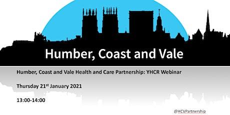 HCV YHCR Webinar tickets