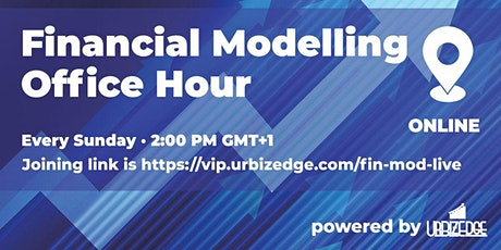 Financial Modelling Office Hour ingressos