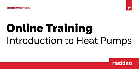 Online Training - Introduction to Heat Pumps Course - 24.03.2021 tickets