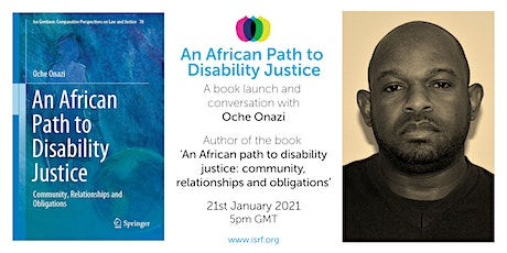 An African Path to Disability Justice tickets
