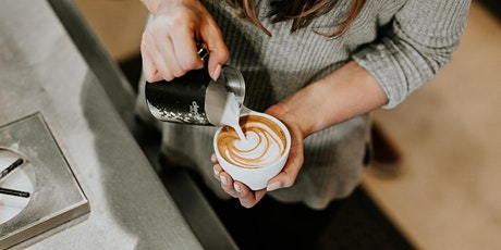 Coffee School - April tickets