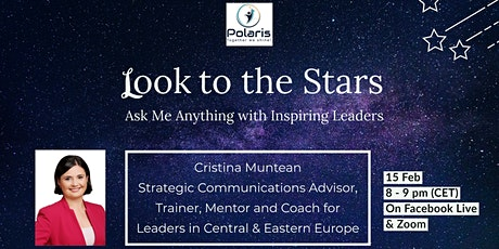Look To The Stars - Ask Me Anything Session with a Polaris Foundation Star tickets