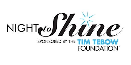 Night to Shine (Noche para brillar): Fundación Tim Tebow tickets