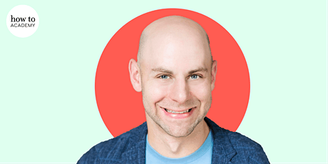 Adam Grant – The Power of Knowing What You Don't Know tickets