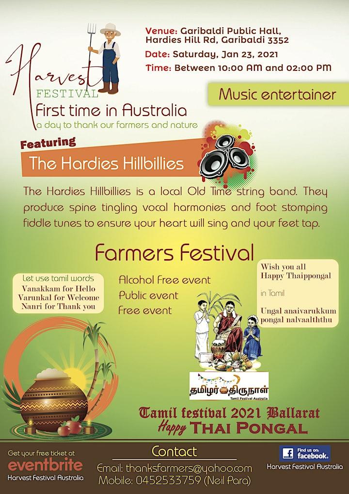 Harvest Festival Australia image